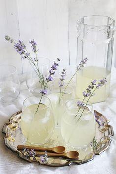 This Rawsome Vegan Life: lavender lemonade