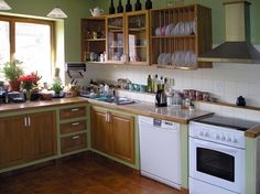 Kuchyně WOODECO