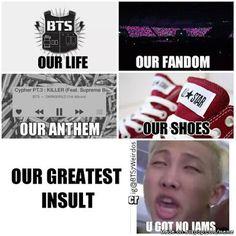 YUS. WE. ARE. ARMY. WE. ARE. BULLETPROOF.