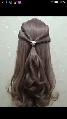 Wedding Hairstyles Inspiration Up Dos 70 Ideas For 2019 Hairstyles Haircuts, Braided Hairstyles, Wedding Hairstyles, Cool Hairstyles, Bridesmaids Hairstyles, Woman Hairstyles, Creative Hairstyles, Medium Hair Styles, Curly Hair Styles
