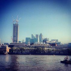 Good morning London #instagramyourcity - @Laurence Borel- #webstagram