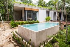 Having a pool sounds awesome especially if you are working with the best backyard pool landscaping ideas there is. How you design a proper backyard with a pool matters. Backyard Pool Landscaping, Backyard Pool Designs, Small Backyard Pools, Small Pools, Swimming Pools Backyard, Swimming Pool Designs, Landscaping Ideas, Indoor Pools, Pool Decks