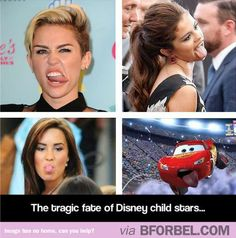The Tragic Fate Of Disney Child Stars…