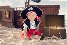 Pirates+costume+Pirate+Birthday+Party+First+Birthday+by+LoopsyBaby,+$38.00
