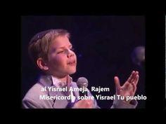 Rajem Misericordia/Mordechai Shapiro-Yaakov Shwekey/Subtitulos בֶּן-יוֹסֵף דָוִד DBY - YouTube