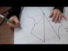 Pratik Pantolon dikimi / Practical Pants sewing - YouTube