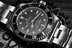 Rolex Submariner no-date 14060m