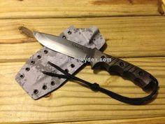 Schrade SCHF3 or SCHF3N Sheath Schrade SCHF3 Custom Kydex Knife Sheath [ckckssschf3-3n] - $39.99 : www.ClevelandKydex.com - custom kydex sheaths, custom kydex holsters, custom kydex magazine carriers, custom kydex accessories, SITE_TAGLINE