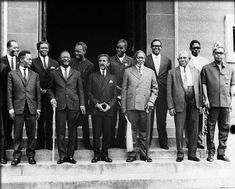 African heads of states at the OAU, May 1963.