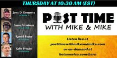 Post Time with Mike and Mike harness racing is racing's newest podcast positively promoting the sport of harness racing Mike And Mike, Post Time, Harness Racing, Racing News, The Fosters, Career, Thursday, Website, Live