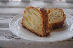TORTA DI MELE - pastel de manzana italiano