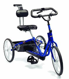Rifton Tricycle - Cannot wait for TJ to get his new bike!!!!