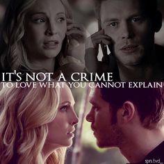 Yes!! Please make this happen, Vampire Diaries :O #vampirediaries