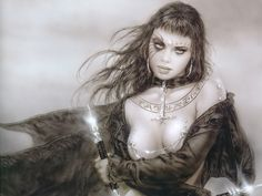By Luis ROYO.