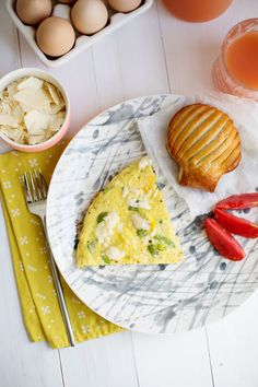 Summer Frittata recipe
