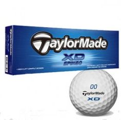 Taylormade XD Golf Ball Set $37.00