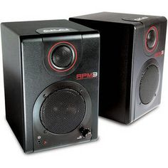 "Akai Professional RPM3 3"" Production Monitor Speakers with USB (Pair)"