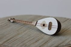 Dombra TOY miniature musical instrument present   Etsy Old Musical Instruments, Celtic Music, Celtic Patterns, Plate Display, Irish Celtic, Plate Stands, The Old Days, Cloth Bags, Christmas Tree Decorations