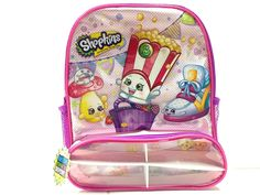 Shopkins Small Toddler 12' Backpack * Check out the image by visiting the link.