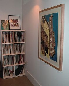 expedit - album record storage
