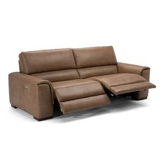Natuzzi Editions Ozio Electric Reclining Sofa