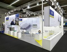 """Check out new work on my @Behance portfolio: """"Schunk Carbon Technology — Achema 2015 Trade Show"""" http://on.be.net/1Gvgb0Q"""