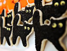 Bright & Modern Kids Halloween Party Ideas