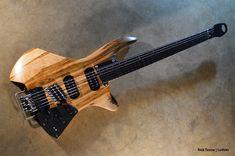 Rick Toone - Carbon Fiber Guitar Controls