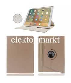 Excited to show off our newest arrivals! iPad Pro 9.7 360 ... Buy now http://jandjcases.com/products/ipad-pro-9-7-360-rotating-leather-folio-stand-case-in-gold?utm_campaign=social_autopilot&utm_source=pin&utm_medium=pin