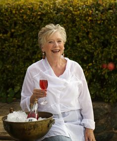 Maggie Beer AM (born January 1945) is an Australian cook, food author, restaurateur and food manufacturer.