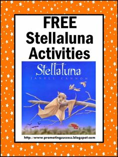 Stellaluna Activities Teachers Pay Teachers Promoting-Success