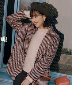 Kim So Hyun Fashion, Korean Fashion, Kim Sohyun, Korean Actors, Actresses, Fashion Outfits, Blazer, Stars, Jackets
