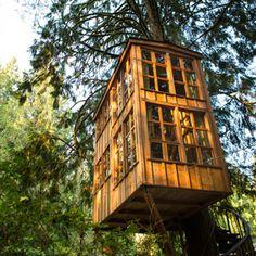 Trillium Treehouse a