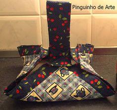 Pinguinho de Arte: PAP Porta Travessas
