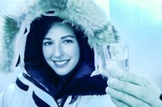 Vodka Tasting at the Bearfoot Lodge in Whistler