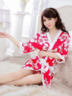 Buy or DIY Japanese Kimono Costume - Best Halloween Store