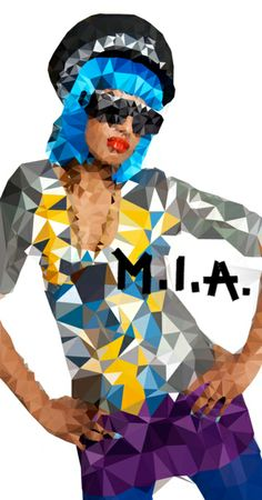m.i.a by mauro donatis