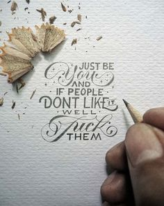 Lettering Daily is an online community providing educational and inspirational content on hand lettering and calligraphy. Our mission is to help you learn and improve your hand lettering and calligraphy skills. Hand Lettering Quotes, Calligraphy Quotes, Calligraphy Letters, Typography Letters, Brush Lettering, Lettering Design, Caligraphy, Penmanship, Pencil Calligraphy