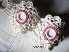 Porta Papel Higienico Crochet