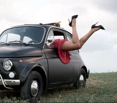 "Fiat 500L 1968 ""Portami via con te"" 2011-2013 -Arttwee Art direction and performance-"