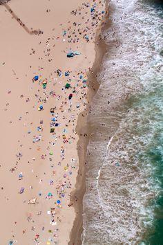 Santa Monica, CA Gray Malinn beach photography