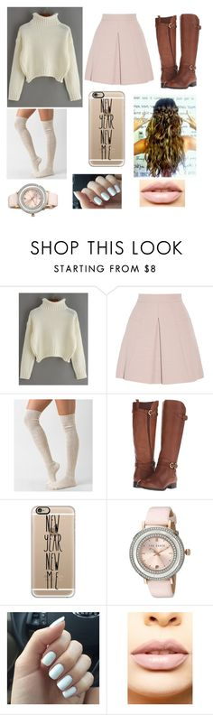 """""""Set #396"""" by juleenm on Polyvore featuring Alexander McQueen, Daytrip, Naturalizer, Casetify, Ted Baker and LASplash"""
