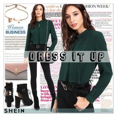 """SheIn 10/ 10"" by emina-095 ❤ liked on Polyvore featuring shop, woman, polyvoreeditorial and shein"
