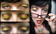 Eyeshadows by Lady Grenade Cosmetics. Facebook: http://www.facebook.com/ladygrenadecosmetics