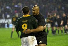 Joost en Jonah Jonah Lomu, South Africa Rugby, Nz All Blacks, Neurone, Love Of My Life, Funny Quotes, Beer Quotes, Baseball Cards, Instagram Posts