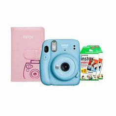 Fujifilm Instax Mini 11 Camera Bundle Polaroid Instax Mini, Fujifilm Instax Mini, Fujifilm Polaroid, Instax Mini 7s, Instax Mini Album, Instax Camera, Polaroid Cameras, Instax Wide Film, Instant Photo Camera