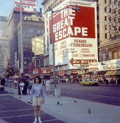 TIMES SQUARE 1963 Vintage NEW YORK CITY | Flickr - Photo Sharing!