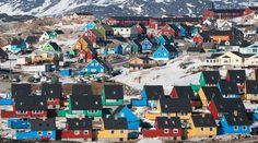Uno de los pueblos más hermosos del mundo está en Groenlandia