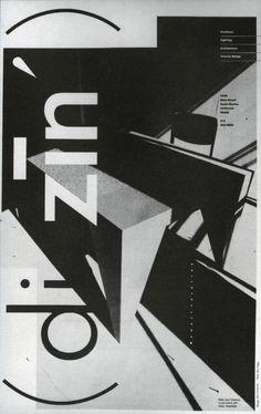 April Greiman, di-zin, 1980s