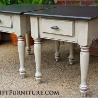End Tables - Painted, Glazed & Distressed - Facelift Furniture
